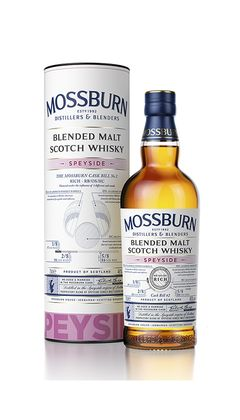 Blended Malt Scotch Whisky Speyside