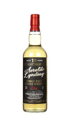 Aerolite Lyndsay Single Malt Scotch Whisky 10 YO